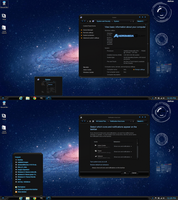 Windows 8 and 8.1 Theme Andromeda by Themes4you