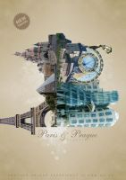PARIS and PRAGUE by CoolGeorge