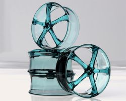 Glass rims by Gravitoni