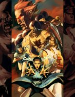Street Fighter by Benlo