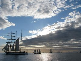Tall Ship's Race 2 by esbenlp