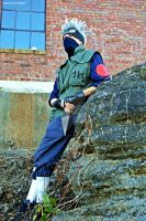 Kakashi Hatake 8 by lost-in-the-night