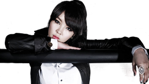 Ji Yoon - 4 Minute png by Sellscarol