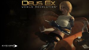 Deus Ex: Woman Revolution by EviCore