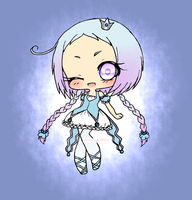 Adopt: Kurage Mahou Shoujo [CLOSED] by deizunei