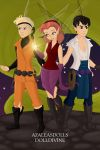 Team 7 Pixie Scene by a-aragon123