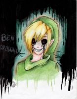 Ben Drowned by emodog210