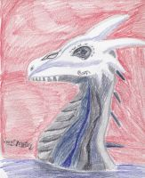 Scull Dragon by ponygirl74
