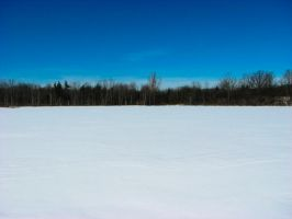 Snow Field part 1 by Outsidethelens