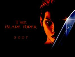 Fake Blade Rider movie poster by Silvre