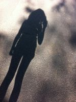 just a little shadow of mine by hannnahw