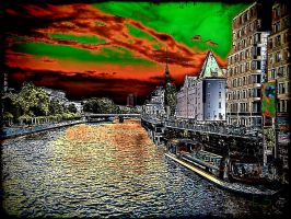 HDR Like Lake by BL8antBand