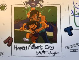 Happy Mother's Day by BrianDanielWolf