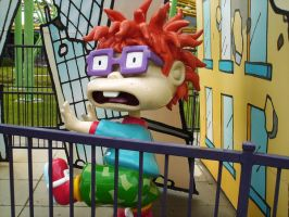 Chuckie at Runaway Reptar by PPG-Katelyn