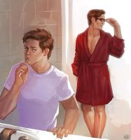 Kingsman: 30 Days OTP Challenge - Day 16 by maXKennedy