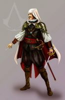 Spanish Assassin - Design by Boudicca-Keltoi