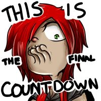 The final Countdown by Jesuka