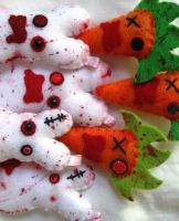 Halloween 2010 by P-isfor-Plushes