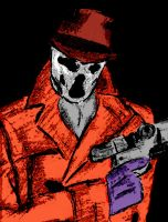 Rorschach by SlackerProdigy