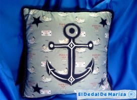 Pillow Anchor by MrsSewing