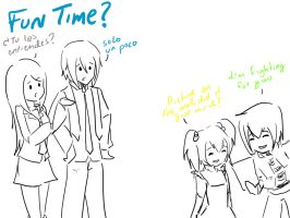Fun Time? 12 by Selanime