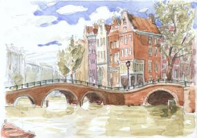 Amsterdam - Holland Trip by olivier2046