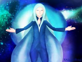 .: Sky god of Uranus :. by ASinglePetal