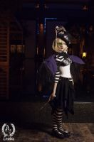 Steampunk Rose Lalonde by Evettesniche