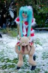 A Miku Hatsune for Christmas ? by Pichu-no-Sekai