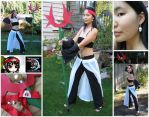 MapleStory Cosplay by littlearson