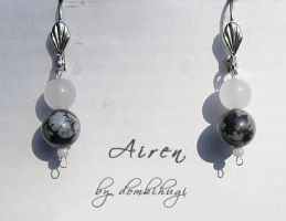 Airen - Earrings by DombiHugi