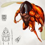 orange beetle by mr-Vy