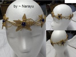 eowyn headpiece by Narayu