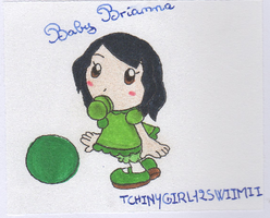 BABY BRIANNA by HOBYMIITHETACTICIAN