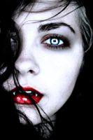 Vampire Adriana - Deadly Beauty by Darkest-B4-Dawn