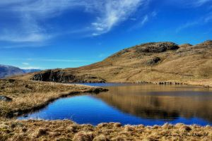Another Angle of Angle Tarn by Rebacan