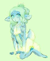 [t] Ocei by catsparkles