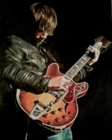 Dan Auerbach, The Black Keys by DanielleSanders