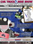 Pepboys car show flier by UntouchableDesign
