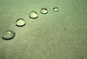 Water Drops by mt-stock