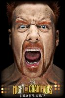 Night of Champions 2012 Sheamus by Photopops