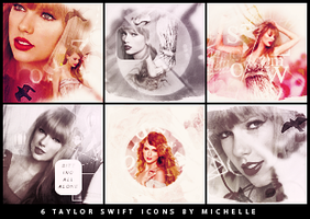 Taylor icons by Miss-Chili