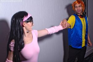 Katsucon 2015 - Buttloose(PS) 15 by VideoGameStupid