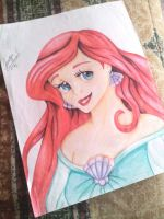 Ariel by yessie10