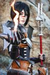 Dragon Age II - Champion of Kirkwall by The-Kirana