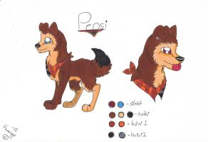 Pepsi Ref sheet by Kurage00