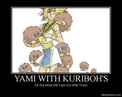 ~Yami With Kuriboh's~ by SidneyQueenGamer1
