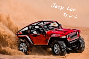 Jeep Car by jjfwh