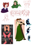 Tumblr Dump May - June 2016 by WoLfPeLt102