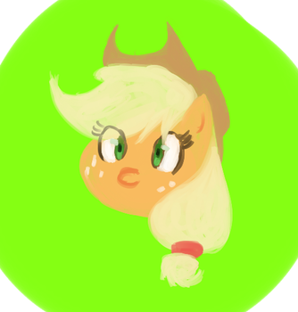 Applejack by Poison-Joak